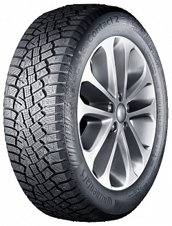 Шина Continental IceContact 2 195/65 R15 95T KD XL