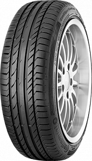 Шина Continental ContiSportContact 5 SUV 255/45 R19 100V
